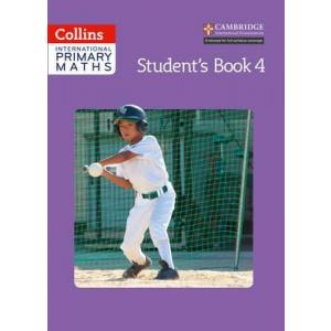 Collins International Primary Maths 4 Student's Book
