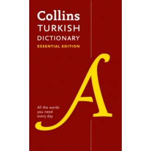 Collins Turkish Essential Dictionary /słownik turecko - angielski/