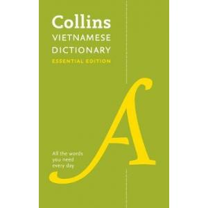 Collins Vietnamese Essential Dictionary /słownik wietnamsko - angielski/