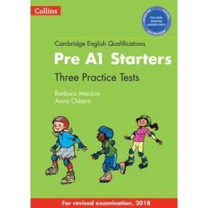 Practice Tests for Pre A1 Starters + CD