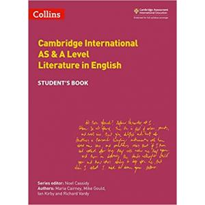 Cambridge International AS & A Level Literature in English. Student's Book