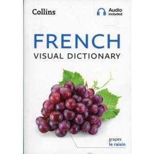 French Visual Dictionary + Audio Online