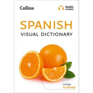 Spanish Visual Dictionary + Audio Online