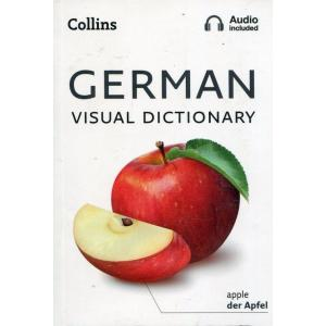 German Visual Dictionary + Audio Online