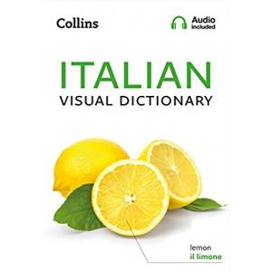 Italian Visual Dictionary + Audio Online