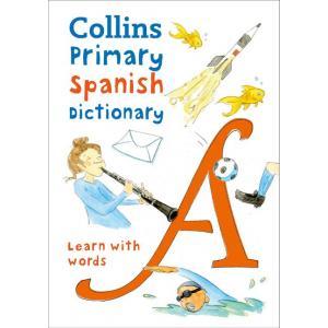 Collins Primary Spanish Dictionary /słownik hiszpańsko - angielski/