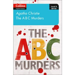 The ABC murders. Level 4. Upper-intermediate. B2. Collins Agatha Christie ELT Readers