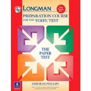 Longman Preparation Course for the TOEFL Test. Podręcznik z Kluczem + CD