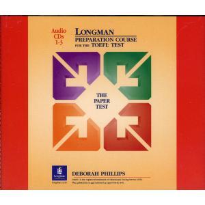 Longman Preparation Course for the TOEFL Test. CD do Podręcznika