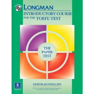 Longman Introductory Course for the TOEFL Test. Podręcznik z Kluczem + CD