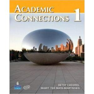 Academic Connections 1. Podręcznik + MyAcademicConnectionsLab