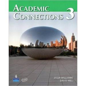 Academic Connections 3. Podręcznik + MyAcademicConnectionsLab