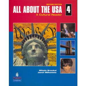 All About The USA 4 + CD