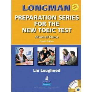 Longman Preparation Series for the TOEIC Test 4Ed Advanced Answer Key