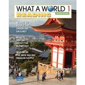 What a World 2ed Reading 1 Bk