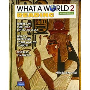 What a World 2ed Reading 2 Bk