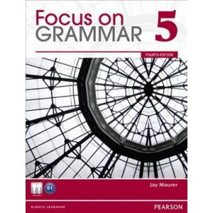 Focus on Grammar Level 5. Podręcznik + CD