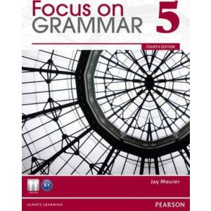 Focus on Grammar 4ed 5 SB and WB