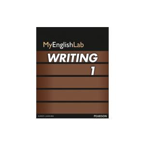 MyEnglishLab Writing 1. Student's AccessCodeCard