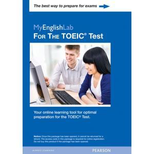 TOEIC Test. MyEnglishLab Student's Access Code