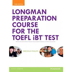 Longman Preparation Course for the TOEFL iBT 3Ed. Podręcznik + MP3+ MyEnglishLab Bez Klucza
