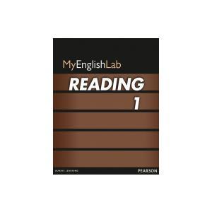 MyEnglishLab Reading 1. Student's AccessCodeCard