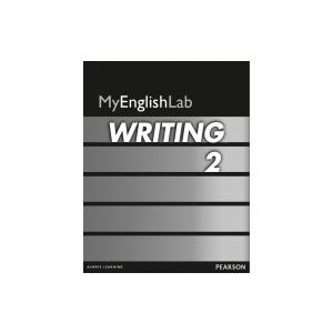 MyEnglishLab Writing 2. Student's AccessCodeCard