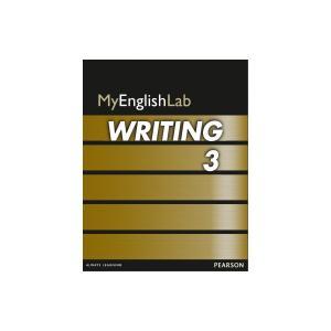 MyEnglishLab Writing 3. Student's AccessCodeCard