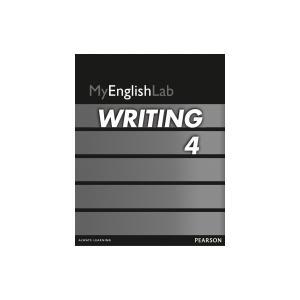 MyEnglishLab Writing 4. Student's AccessCodeCard