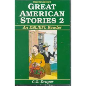 Great American Stories 2ed 1 Cass