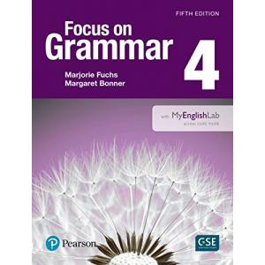 Focus on Grammar Level 4. Podręcznik + MyEnglishLab
