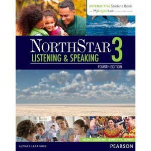 NorthStar 4ed L/S 3 SB + Interactive SB access code + MEL