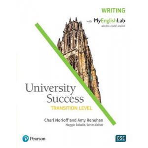 University Success Transition Level: Writing SB with MyEnglishLab