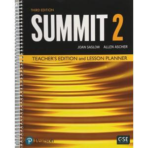 SUMMIT 3ed 2 TE and Lesson Planner
