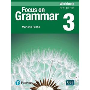 Focus on Grammar Level 3. Ćwiczenia