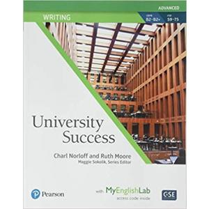 University Success Advanced: Writing SB with MyEngLab