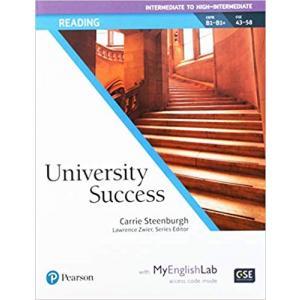 University Success Intermediate: Reading SB with MyEngLab