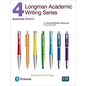 Longman Academic Writing Series 4 (5th Edition): Essays with Essential Online Resources