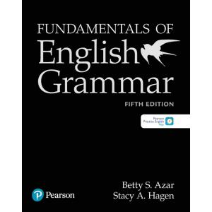 Fundamentals of English Grammar. Fifth Edition. Student's Book + Practice English App