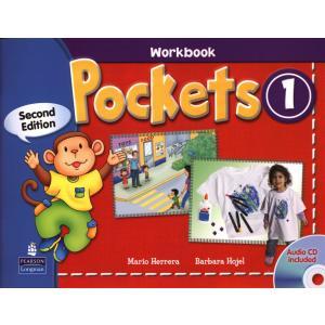 Pockets 1. Ćwiczenia + CD