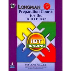 Longman Preparation Course for the TOEFL iBT Test 2Ed Reading with key + CD-Rom