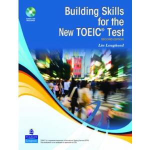 Building Skills for the New TOEIC Test + CD