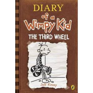 Diary of a Wimpy Kid (7) Third Wheel