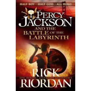Percy Jackson and the Battle of the Labirynth (4). Riordan, R. PB