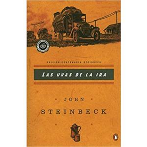 LH Steinbeck. Las uvas de la ira