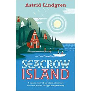 LA Lindgren. Seacrow Island