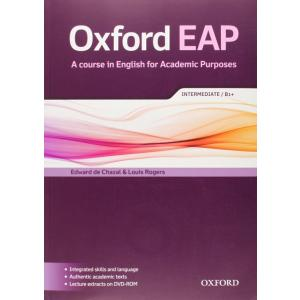 Oxford EAP B1+ Student's Book +DVD