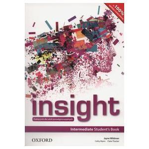 Insight Intermediate. Podręcznik Wieloletni