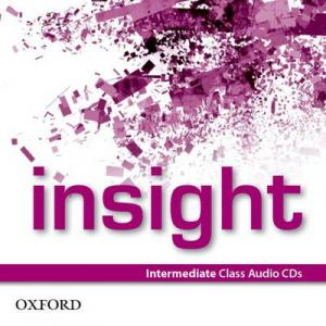 Insight Intermediate. CD do Podręcznika