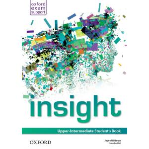 Insight Upper-Intermediate SB International edition